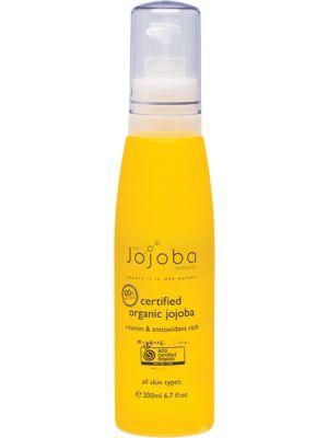 JOJOBA COMPANY Certified Organic Jojoba Oil 200ml
