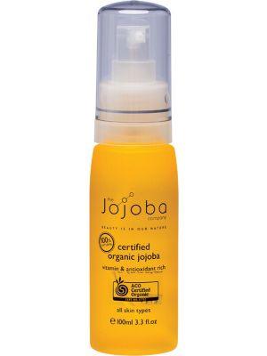 JOJOBA COMPANY Certified Organic Jojoba Oil 100ml