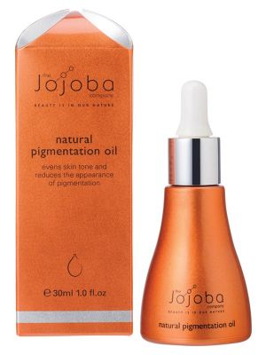 JOJOBA COMPANY Natural Pigmentation Oil 30ml