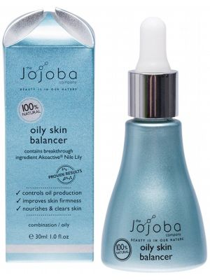 JOJOBA COMPANY Oily Skin Balancer With Jojoba Oil 30ml