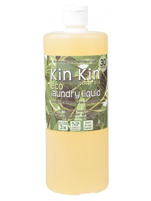 KIN KIN NATURALS Eucalypt Laundry Liquid 1050ml