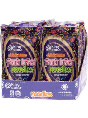 KING SOBA Pad Thai Noodles 12x250g