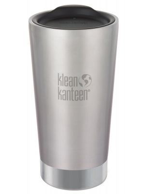 KLEAN KANTEEN Insulated Tumbler Brushed Stainless 473ml