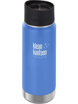 KLEAN KANTEEN Wide Insulated Travel Mug Pacific Sky - Café Cup 473ml