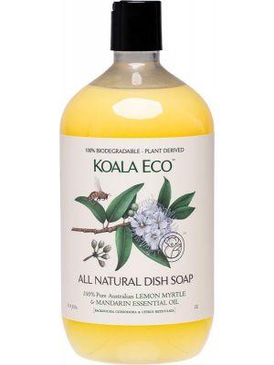 KOALA ECO Dish Soap Lemon Myrtle & Mandarin 1L