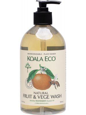 KOALA ECO Fruit And Vegetable Wash Mandarin Essential Oil 500ml