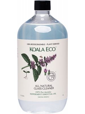 KOALA ECO Glass Cleaner Peppermint Essential Oil 1L