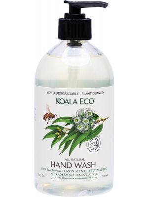 KOALA ECO Hand Wash Lemon Scented, Eucalyptus & Rosemary 500ml