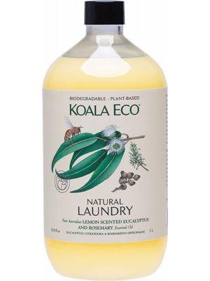 KOALA ECO Laundry Liquid Lemon Scented, Eucalyptus & Rosemary 1L