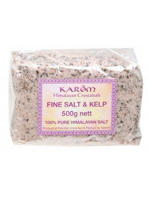Karom Himalayn Salt & Kelp 500g