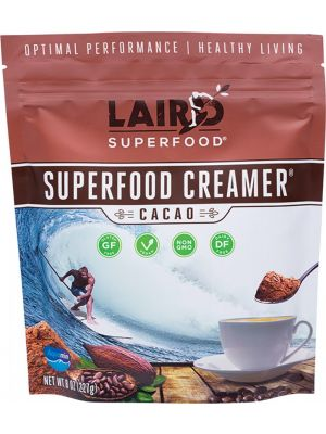 LAIRD SUPERFOOD Superfood Creamer Cacao 227g