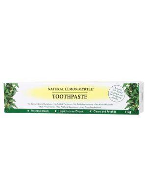 LEMON MYRTLE FRAGRANCES Toothpaste 110g