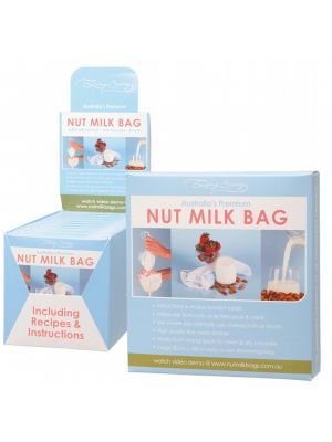 LIVING SYNERGY Nut Milk Bag 1