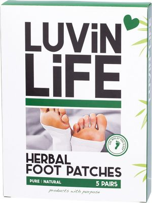 LUVIN LIFE Herbal Foot Patches 5