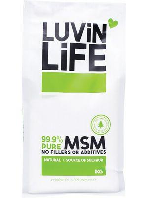 LUVIN LIFE MSM Methyl Sulphonyl Methane 1kg