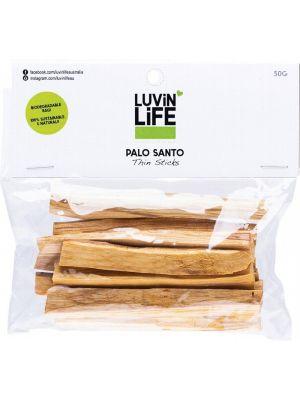 LUVIN LIFE Palo Santo Thin Sticks 50g