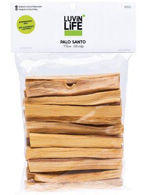 LUVIN LIFE Palo Santo Thin Sticks 100g