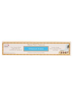 MARCO POLO'S TREASURES Incense Olibanum Arabia 10