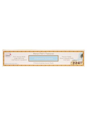 MARCO POLO'S TREASURES Incense Sticks Olibanum Etiopia 10