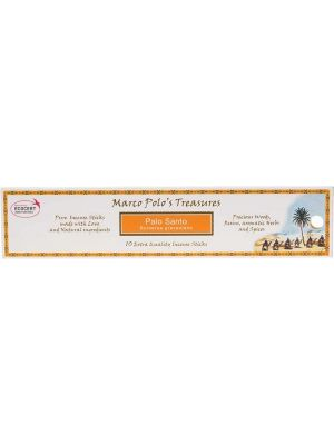 MARCO POLO'S TREASURES Incense Sticks Palo Santo 10