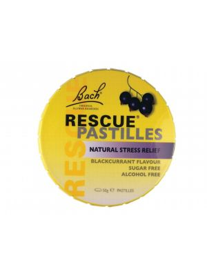 MARTIN & PLEASANCE Rescue Pastilles Blackcurrant 50g