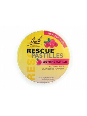 MARTIN & PLEASANCE Rescue Pastilles Cranberry 50g