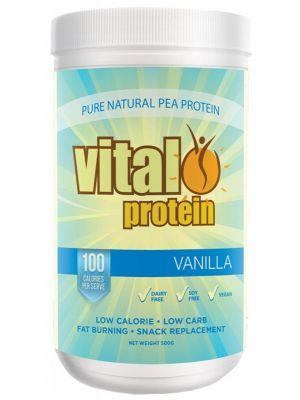 MARTIN & PLEASANCE Vital Protein Pea Protein Isolate - Vanilla 500g