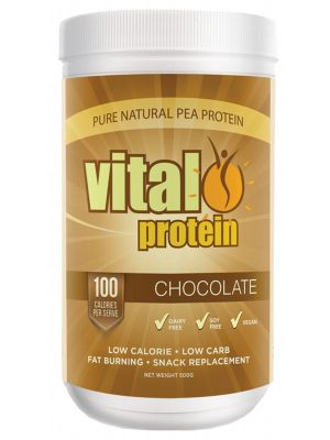 MARTIN & PLEASANCE Vital Protein Pea Protein Isolate - Chocolate 500g