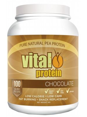 MARTIN & PLEASANCE Vital Protein Pea Protein Isolate - Chocolate 1kg