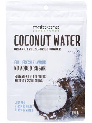 MATAKANA Coconut Water Powder 100g