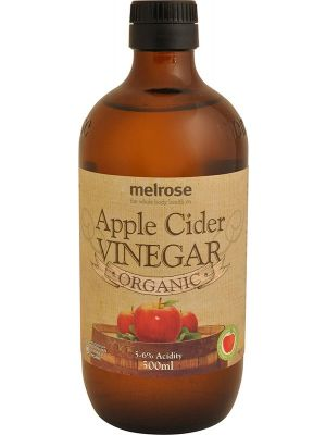 MELROSE Apple Cider Vinegar Organic 500ml