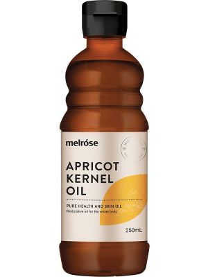 MELROSE Apricot Kernel Oil 250ml