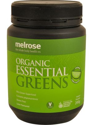 MELROSE Essential Greens Organic 200g