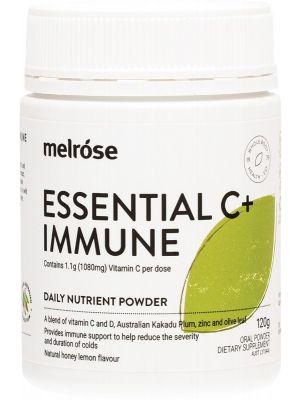 MELROSE Essential Vitamin C+ Immune 120g