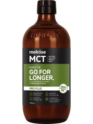 MELROSE MCT Oil Pro Plus 500ml