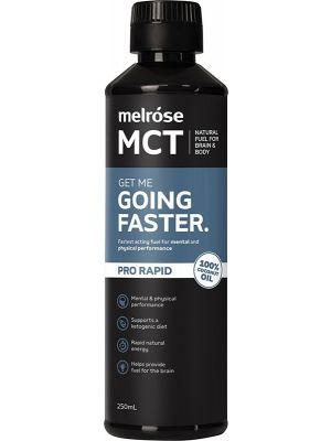 MELROSE MCT Oil Pro Rapid 250ml