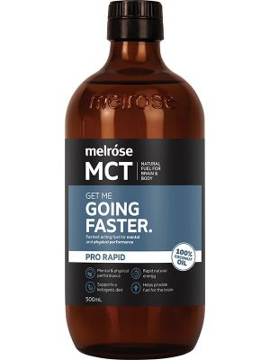 MELROSE MCT Oil Pro Rapid 500ml