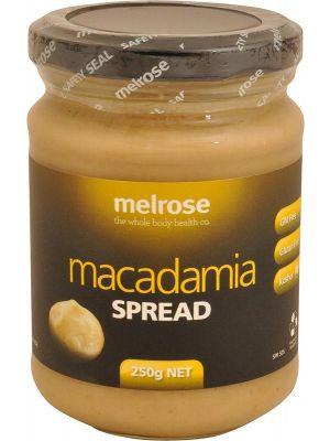 MELROSE Macadamia Spread 250g