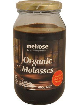 MELROSE Molasses Organic 600g