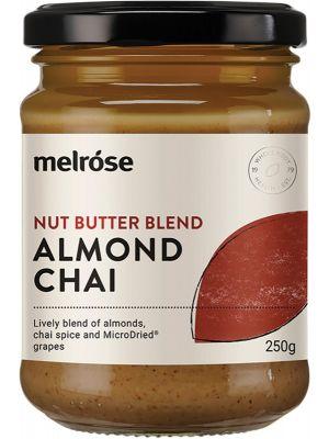 MELROSE Nut Butter Spread Almond-Chai 250g