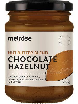 MELROSE Nut Butter Spread Chocolate Hazelnut 250g