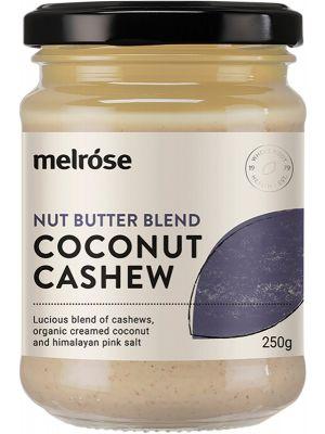 MELROSE Nut Butter Spread Coconut Cashew 250g