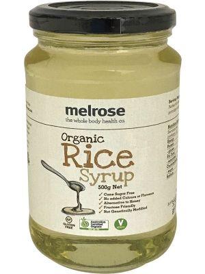 MELROSE Rice Syrup Organic 500g