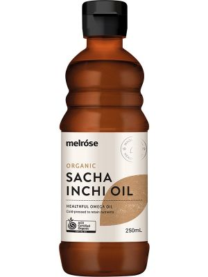 MELROSE Sacha Inchi Oil Organic 250ml