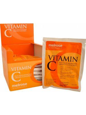 MELROSE Vitamin C Bioflavonoids 8x100g