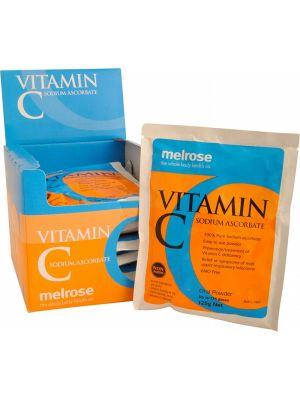 MELROSE Vitamin C Sodium Ascorbate 8x125g