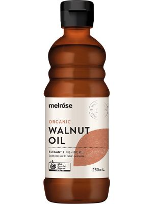 MELROSE Walnut Oil Organic 250ml