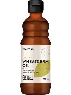 MELROSE Wheatgerm Oil Organic 250ml