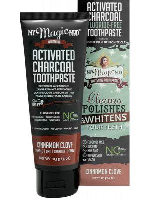 MY MAGIC MUD Cinnamon Toothpaste 113g