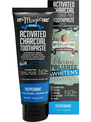 MY MAGIC MUD Peppermint Toothpaste 113g